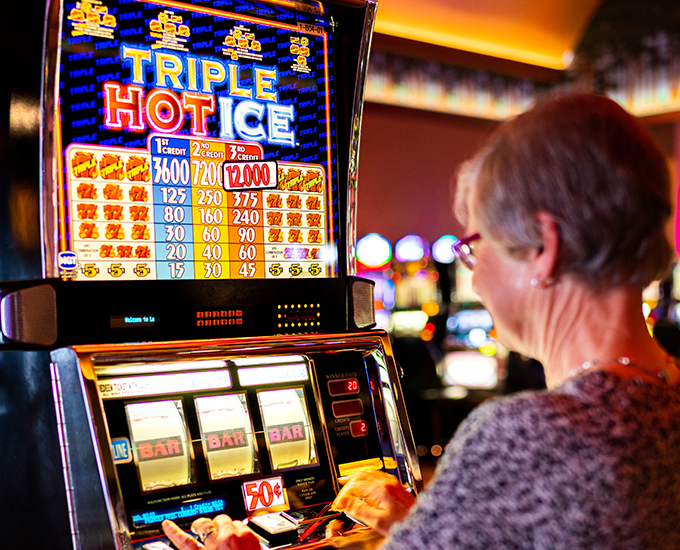 Slot Machines | Michigan Casino With Slots | Leelanau Sands