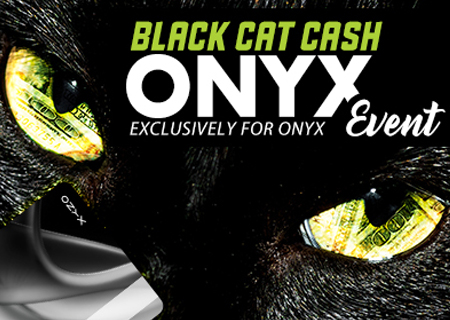 BLACK CAT CASH
